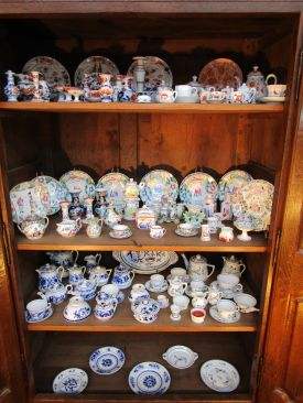 Collection de porcelaines de Bayeux, Style Louis-Philippe