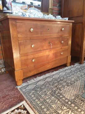 Commode de style restauration, Style Restauration